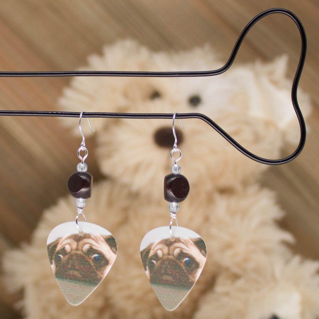 E1002LS - Pugnacious Earrings