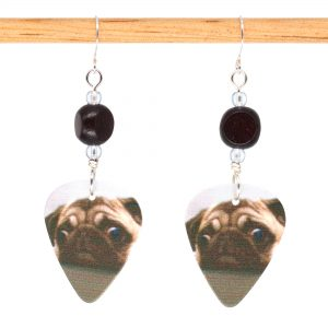 E1002a - Pugnacious Earrings