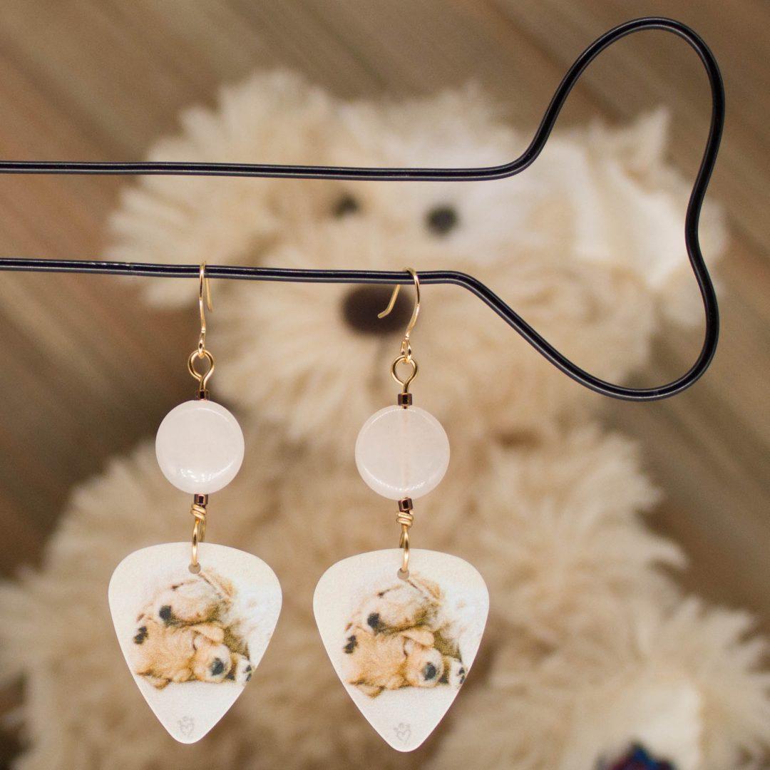 E1003LS - Goldi Love Earrings