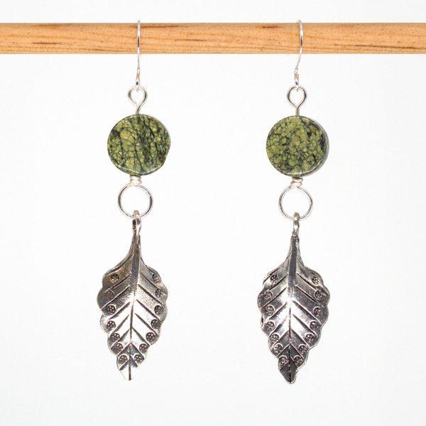 E1009 - Leaf Me Alone Earrings