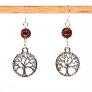 E1013 - Sunset Arbor Earrings