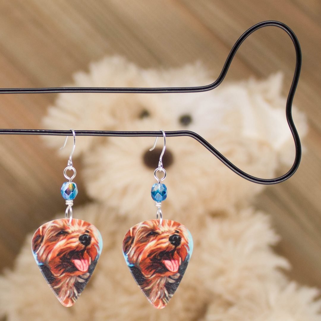 E1016LS - Life is Good Earrings
