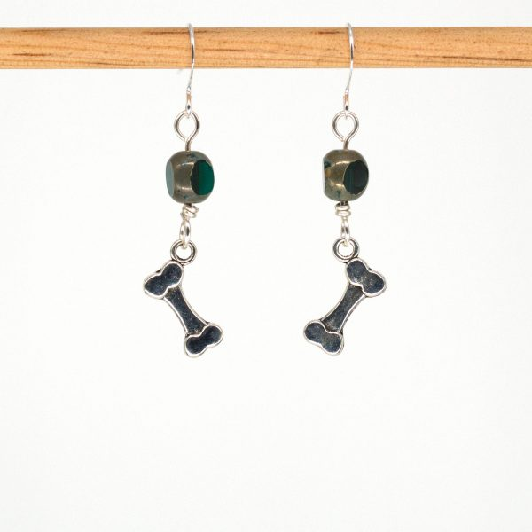 E1023 - Gimme a Bone Earrings