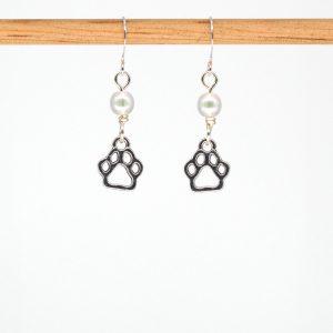 E1033 - Luster Paws Earrings