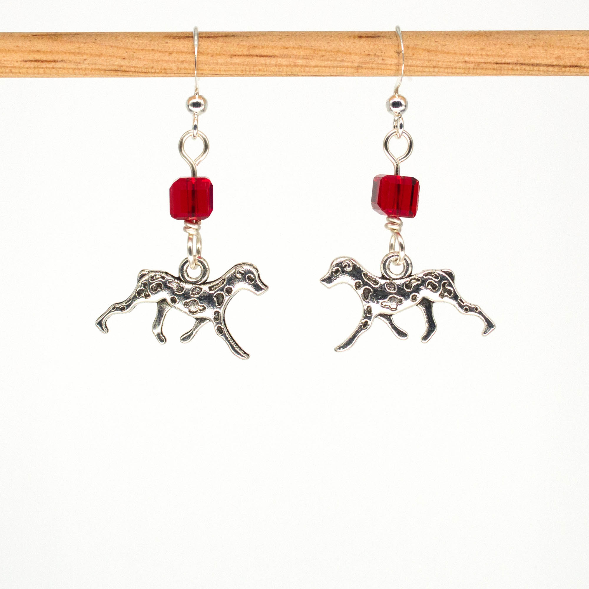 E1053 - Cubist Spotty Earrings