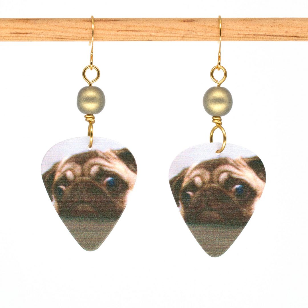 E1057 - Buggo Puggo Earrings