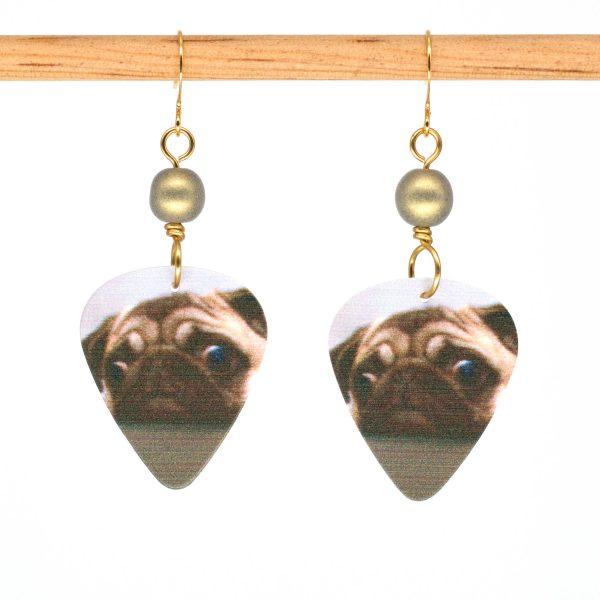 E1057 - Buggo Puggo Earrings