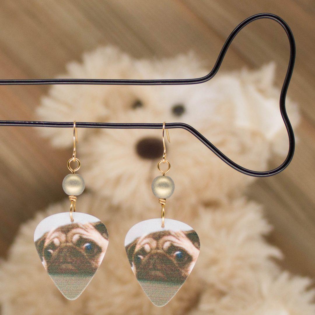 E1057LS - Buggo Puggo Earrings