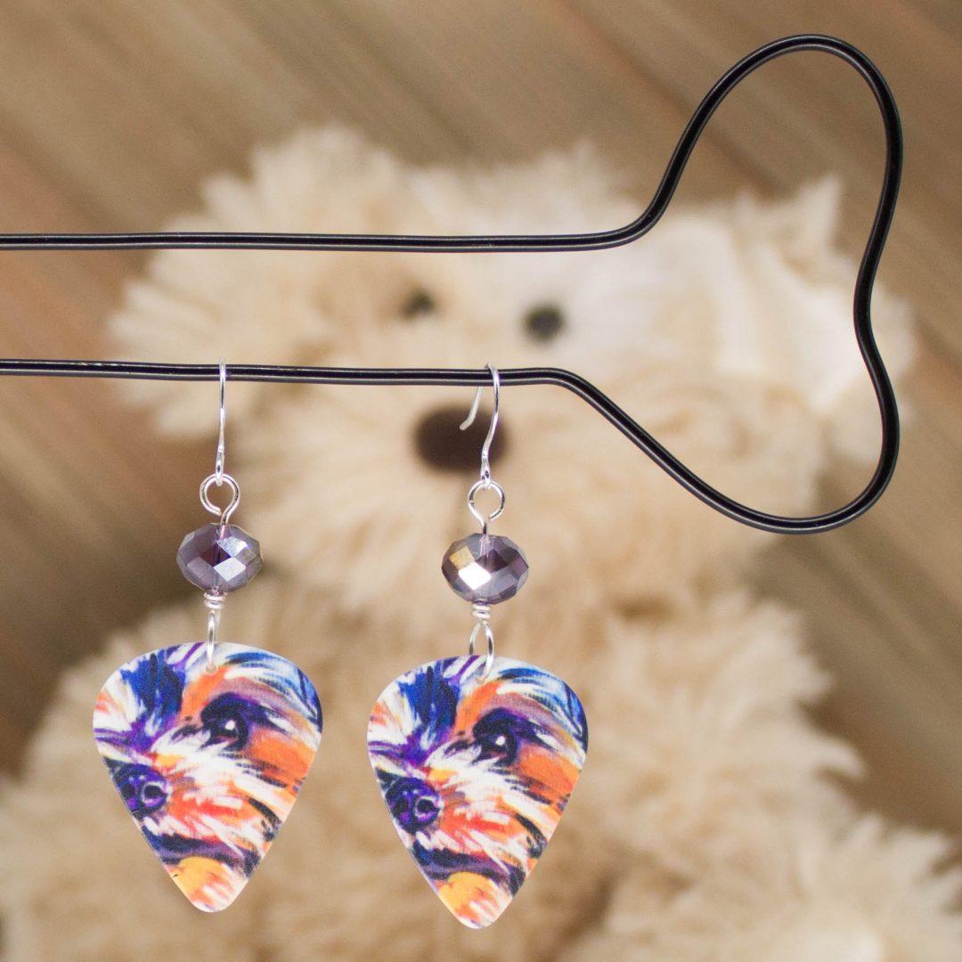 E1058LS - Shaggo Doggo Earrings