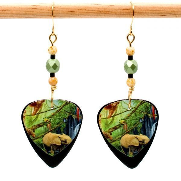 E950 - Forest Friends Earrings