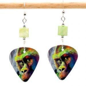 E954 - Heart Nose Earrings