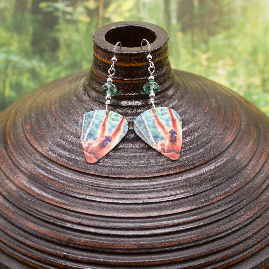 E959LS - Score Earrings