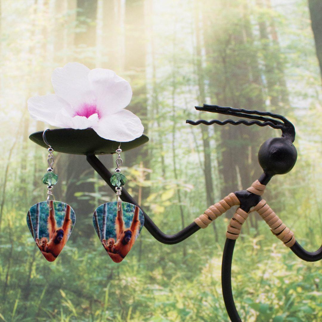 E959LS2 - Score Earrings