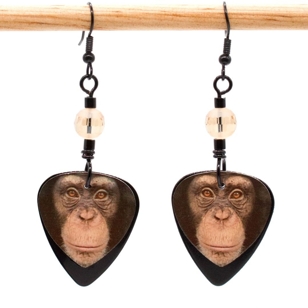 E961 -Don't Blink Earrings