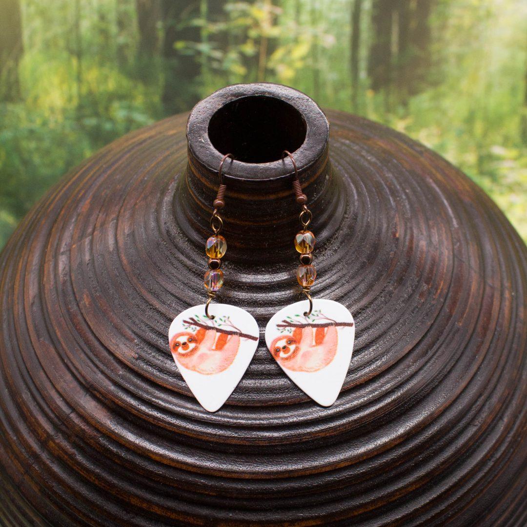 E963LS2 - Not a Deadly Sin Earrings