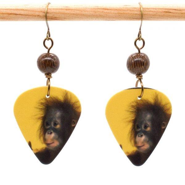 E967 - Mellow Yellow Earrings