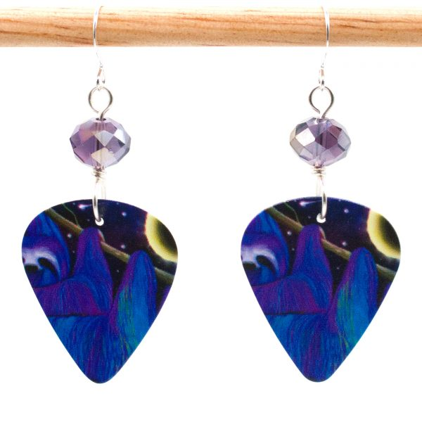 E977 - Moonbeam Sloth Earrings