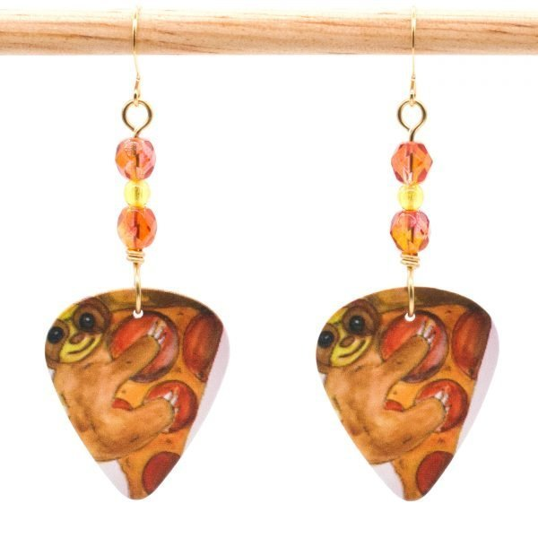 E979 - Sloth Joy Earrings