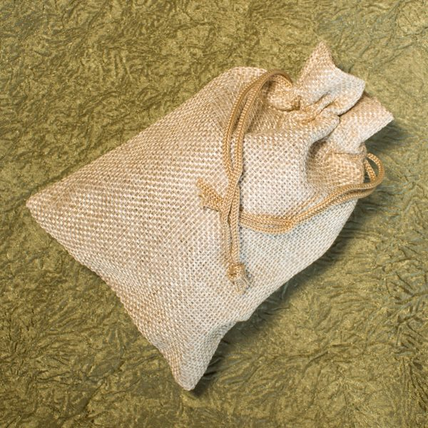 Gift Wrapping - Natural Organza Bag