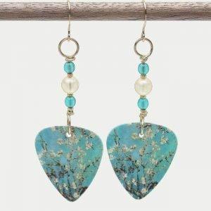 lmond Blossom Earrings
