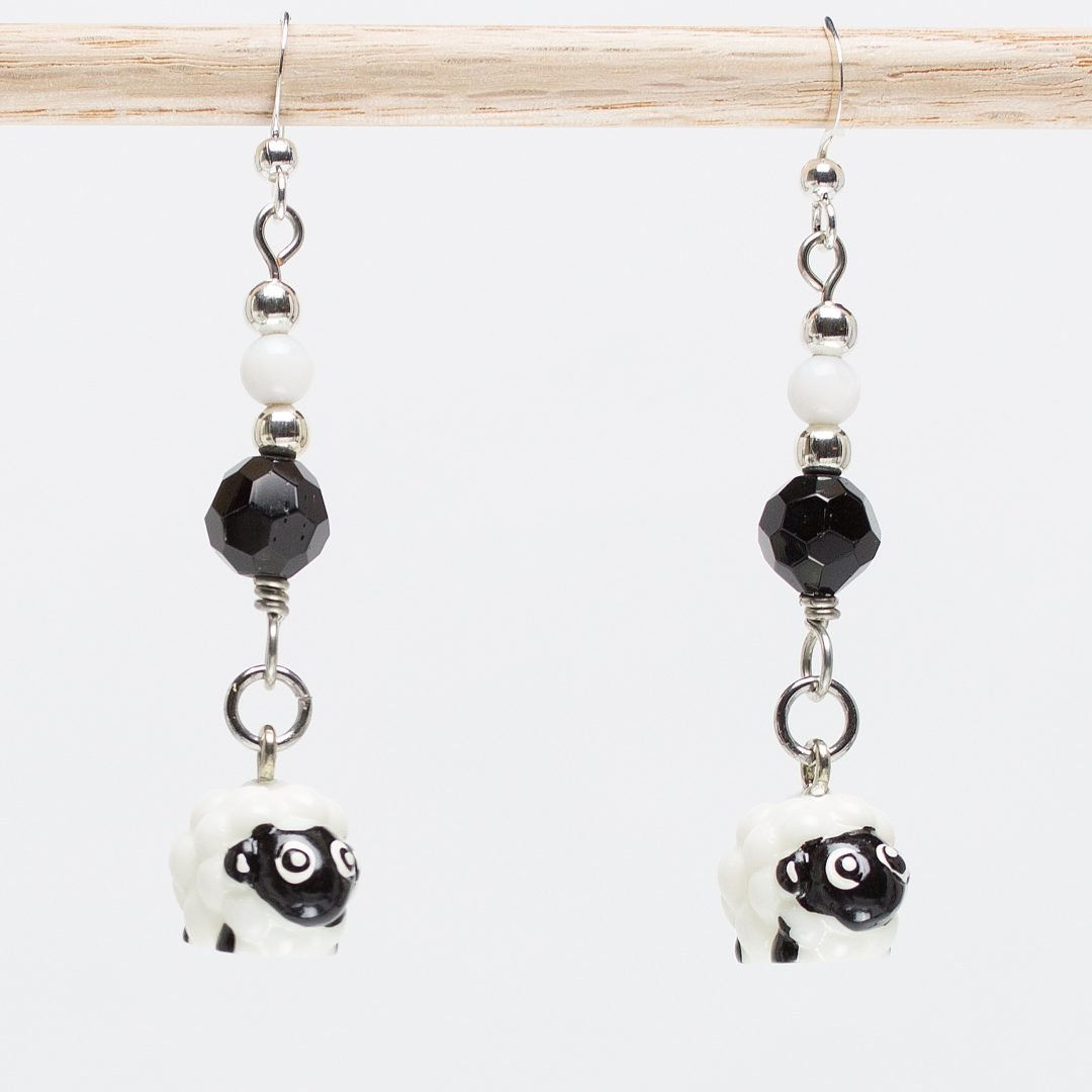 Ewe'll Like These Earrings