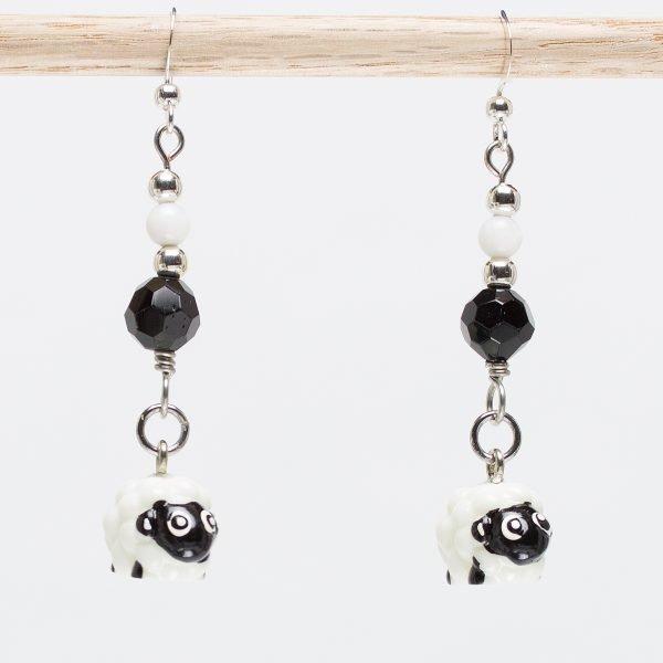 Ewe'll Like These Earrings