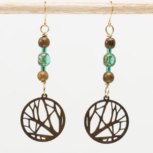 E751 - Branches Earrings
