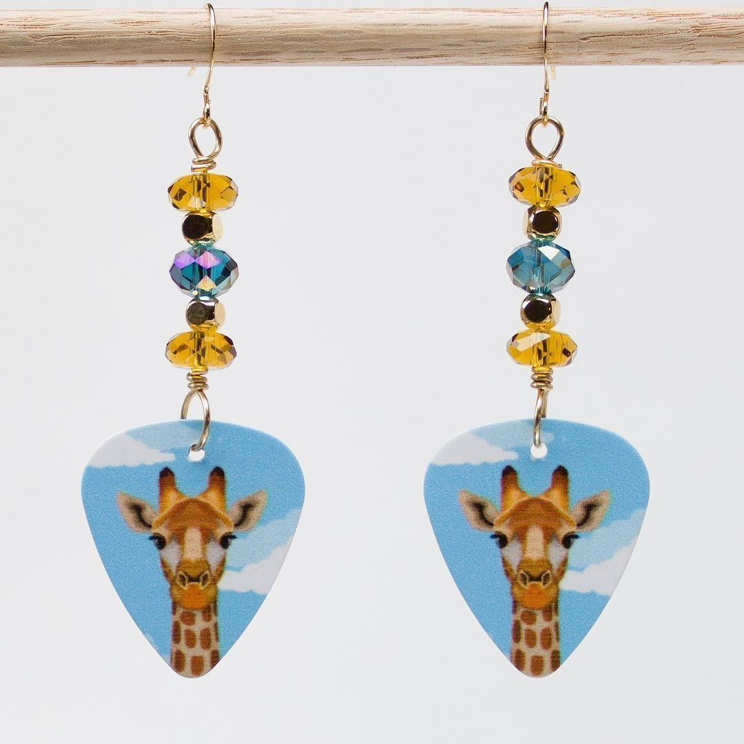 E764 - Gee-Raff Earrings