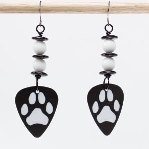 E783 - Paws & Think Earrings