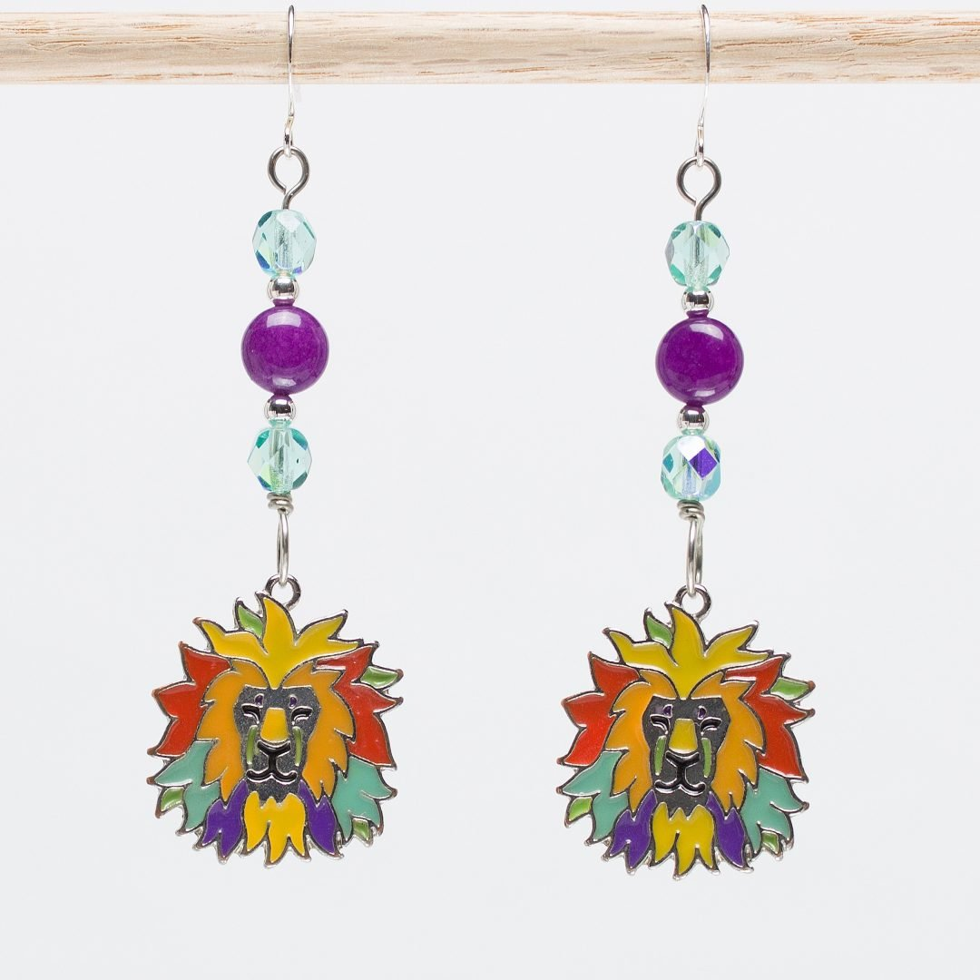 E790 - Roar Earrings