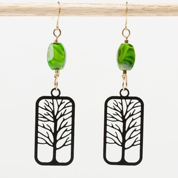 Walk in the Woods Earrings