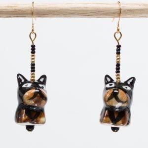E931 - Bark Earrings