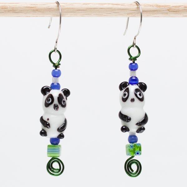 E936 - Bamboozled Earrings