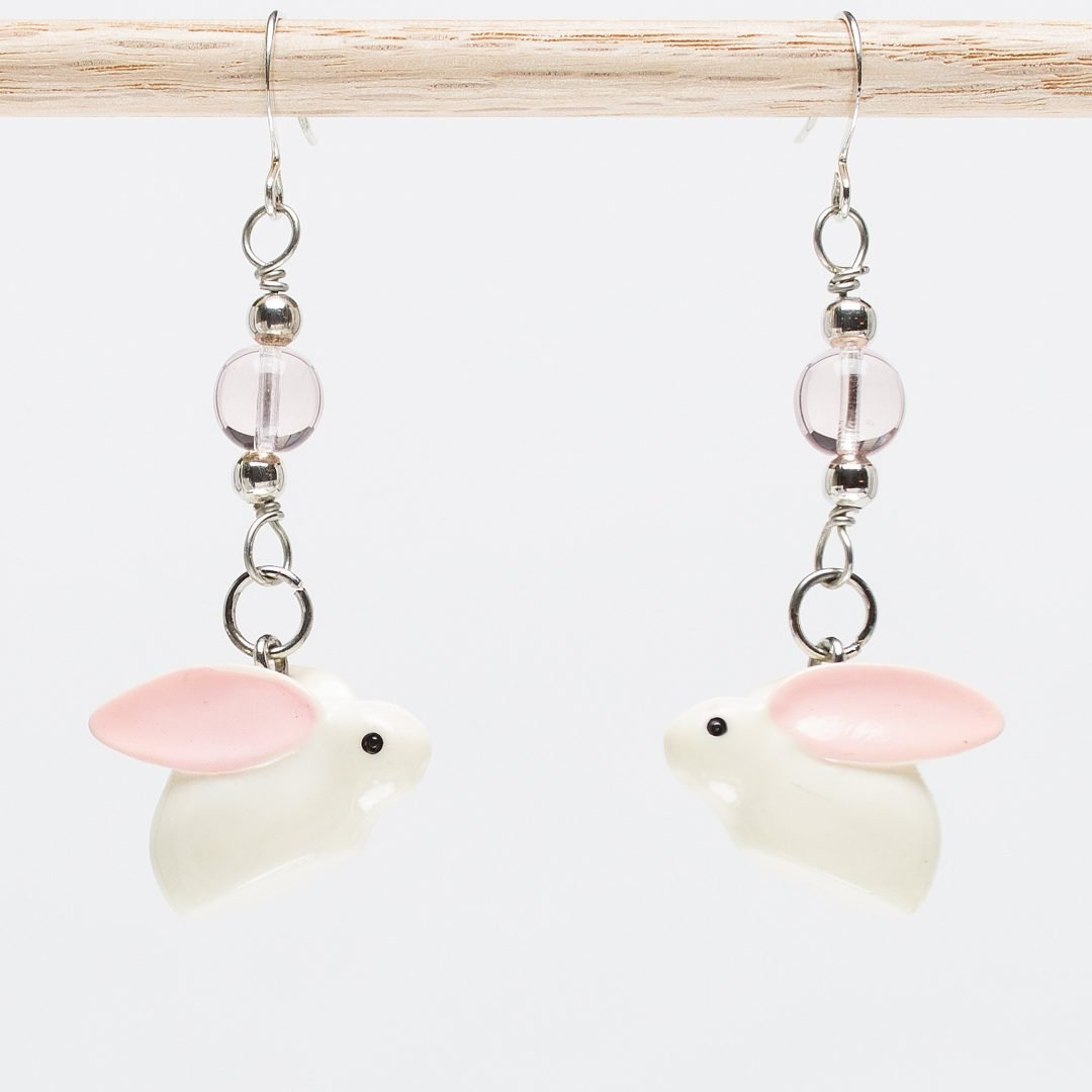 E939 - Bunny Love Earrings