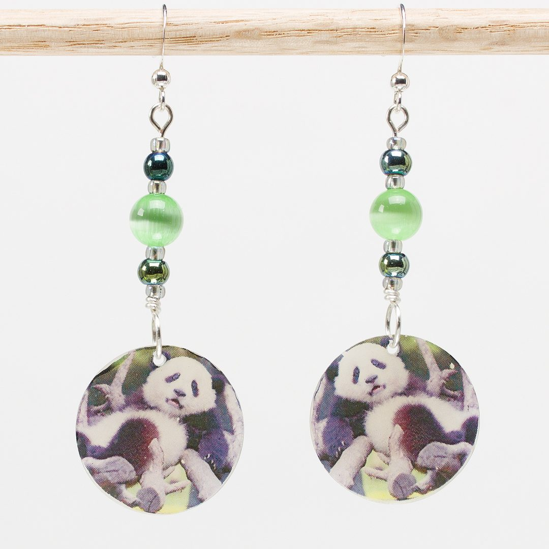 Bamboo Forest Earrings
