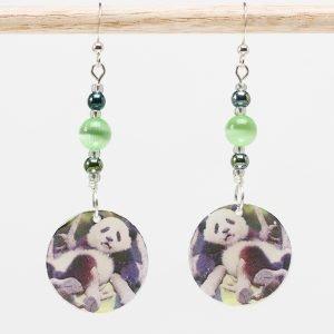 Bamboo Forest Earrings