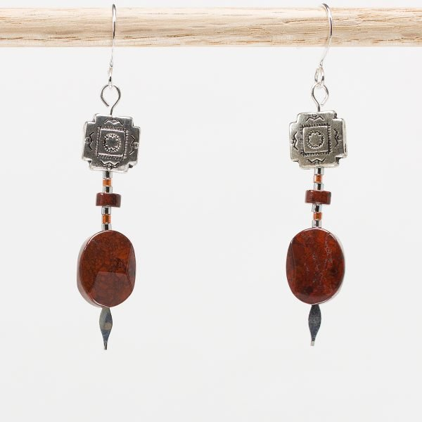 Jasper Ellie Earrings