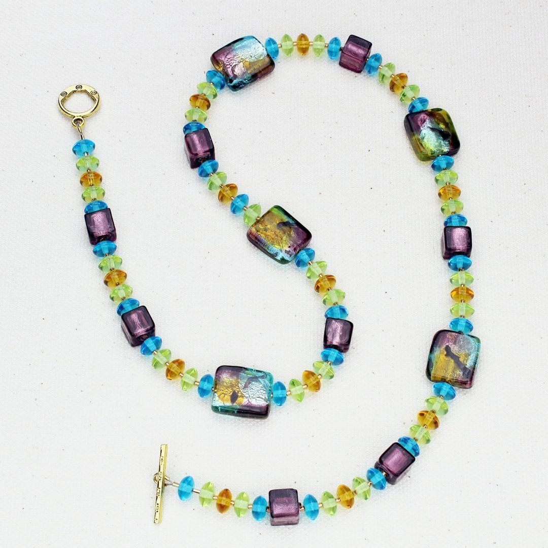 N259 - Peace Necklace