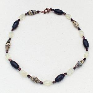 Desert Swirls Necklace