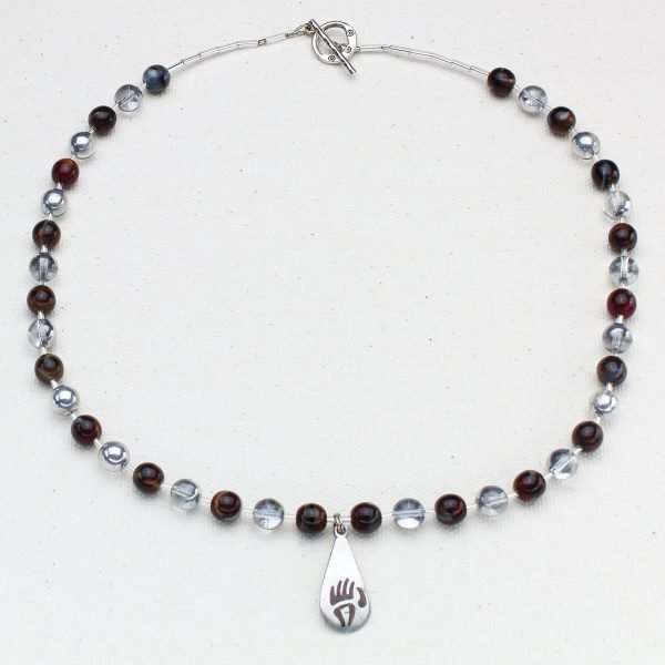 N478 - Sienna-Paw-Necklace