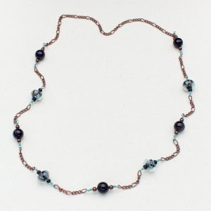 Night and Day Necklace