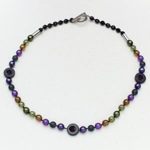 Peacock Paradise Necklace