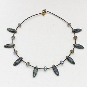 N617 - Camouflage Necklace