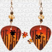 Igugu Beads - Party Giraffe Earrings