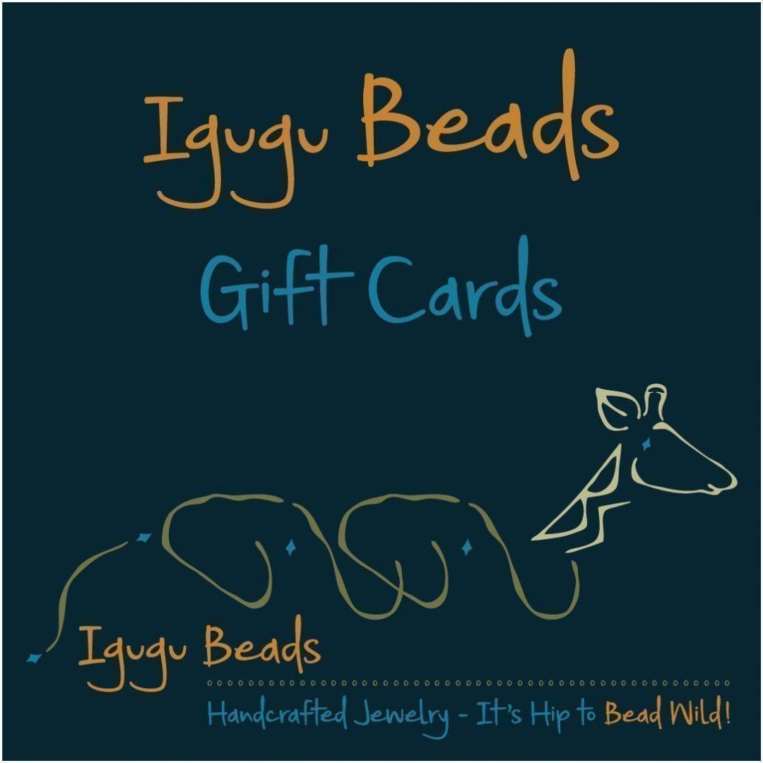 Igugu Beads Gift Certificate