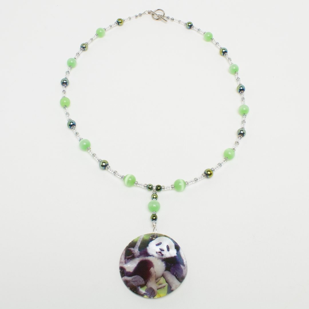 N801 - Bamboo Forest Necklace