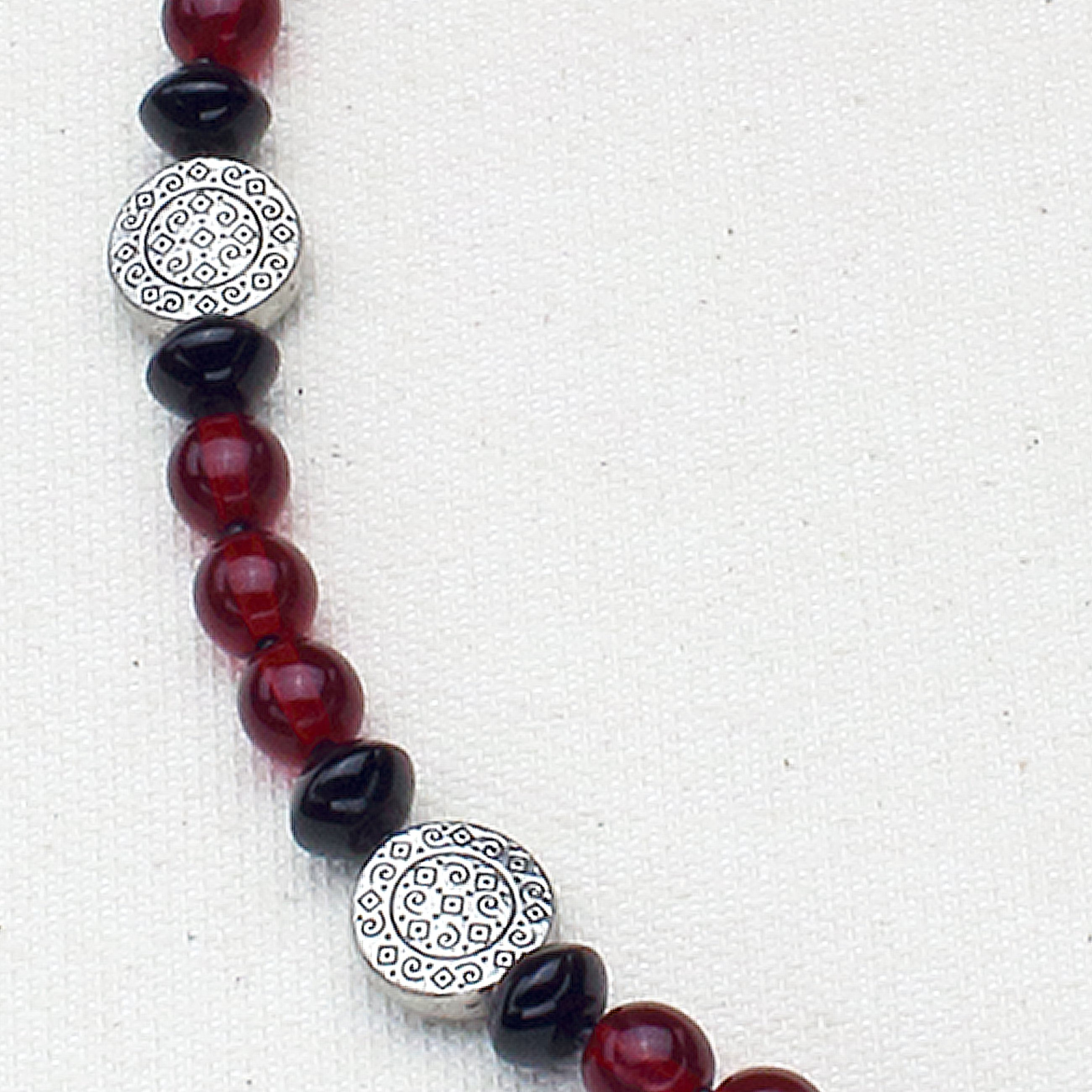 N526 - Double Down Necklace
