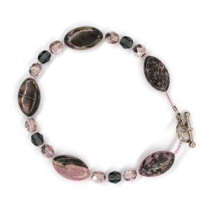 Ravishing Rhodalite Bracelet