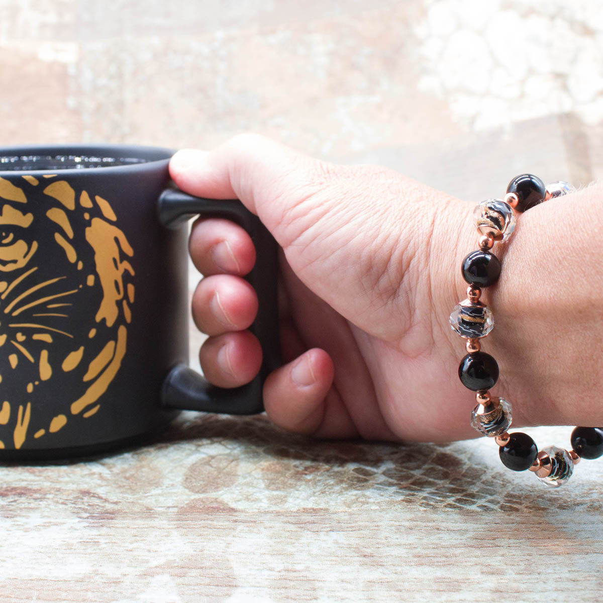 Copper Elegance Bracelet