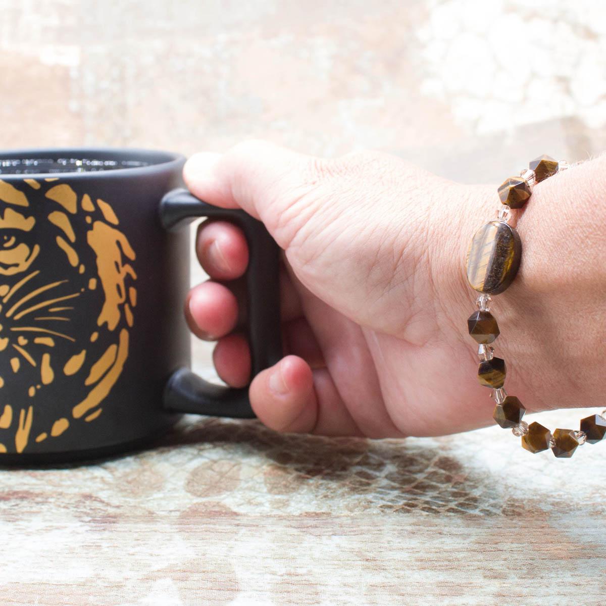 Eye of the Tiger Bracelet
